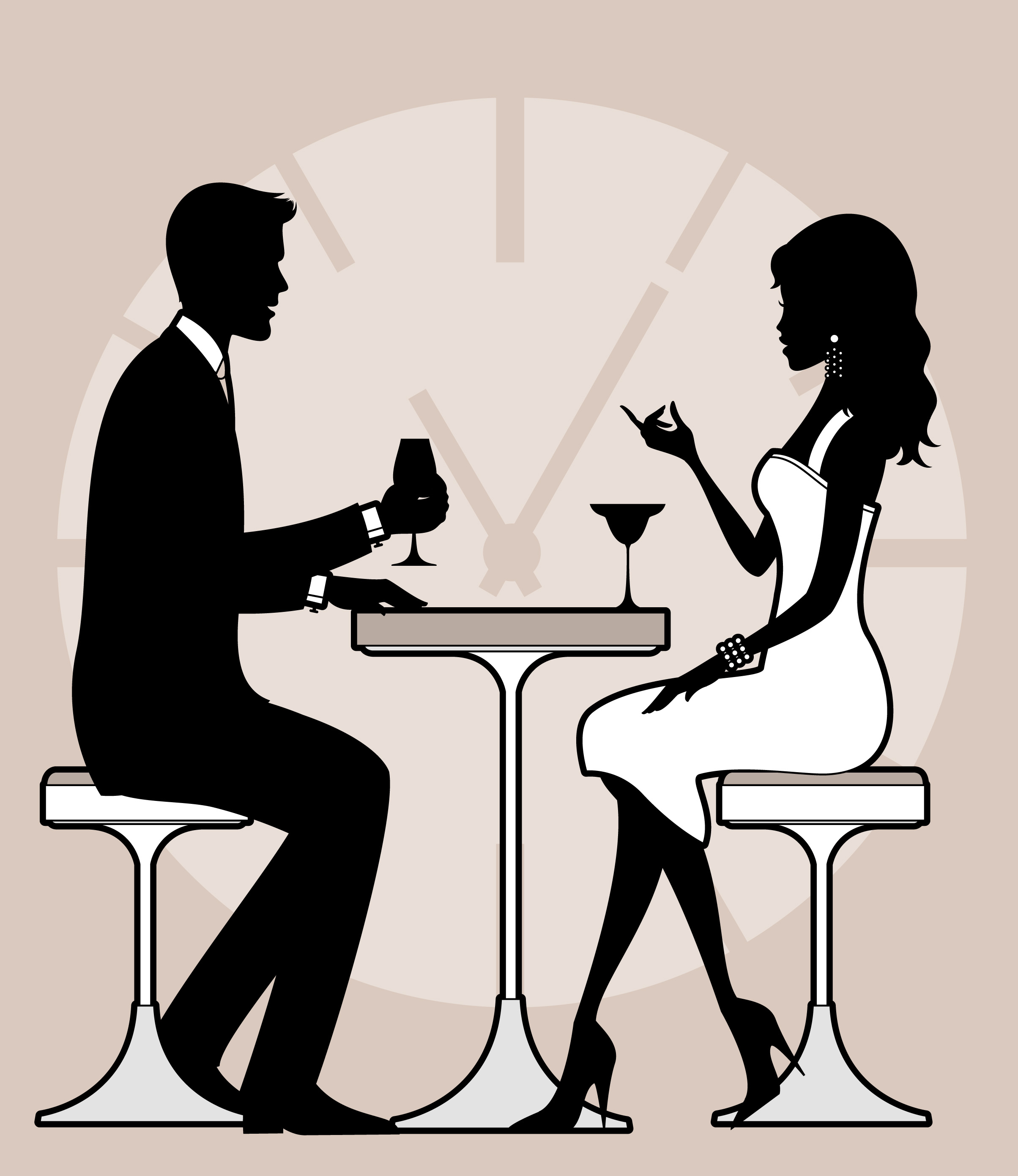What is speed dating